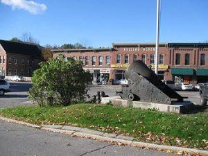 Town Center Bristol New Hampshire
