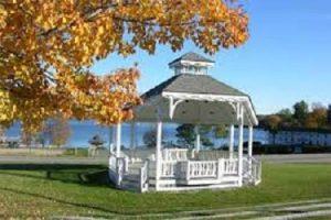 The Gazebo Center Harbor New Hampshire